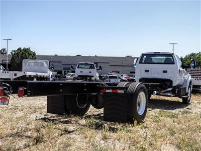 2021 Ford F-750 Regular Cab DRW 4x2, Cab Chassis #FM0015 - photo 21