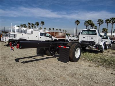 2021 Ford F-750 Regular Cab DRW 4x2, Cab Chassis #FM0015 - photo 6