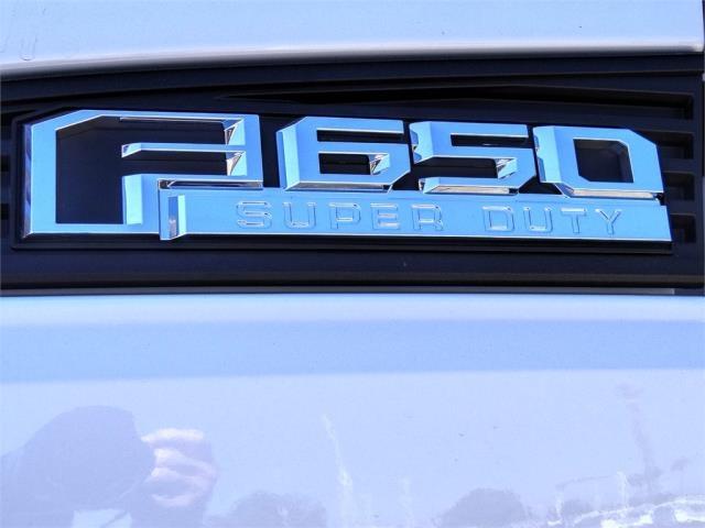 2021 Ford F-650 Regular Cab DRW 4x2, Scelzi SFB Stake Bed #FM0027 - photo 8