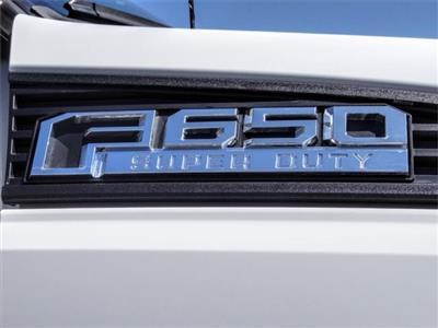 2021 Ford F-650 Regular Cab DRW 4x2, Scelzi Dump Body #FM0029 - photo 12
