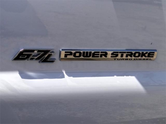 2021 Ford F-650 Regular Cab DRW 4x2, Scelzi SFB Stake Bed #FM0032 - photo 7