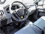 2021 Ford F-650 Regular Cab DRW 4x2, Scelzi SFB Flatbed #FM0033 - photo 9
