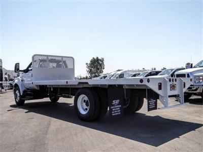 2021 Ford F-650 Regular Cab DRW 4x2, Scelzi SFB Flatbed #FM0034 - photo 2