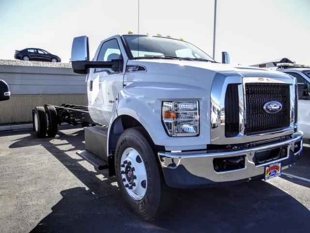 2021 Ford F-650 Regular Cab DRW 4x2, Cab Chassis #FM0036 - photo 6