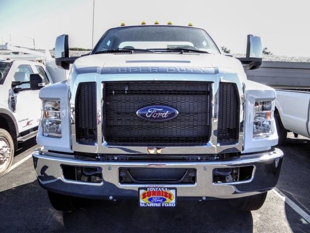 2021 Ford F-650 Regular Cab DRW 4x2, Cab Chassis #FM0036 - photo 7