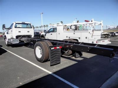 2021 Ford F-650 Regular Cab DRW 4x2, Cab Chassis #FM0036 - photo 2