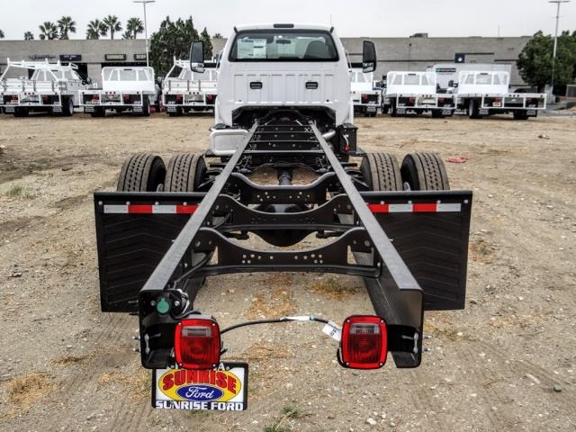 2021 Ford F-650 Regular Cab DRW 4x2, Cab Chassis #FM0040 - photo 3