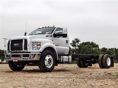 2021 Ford F-650 Regular Cab DRW 4x2, Cab Chassis #FM0040 - photo 1