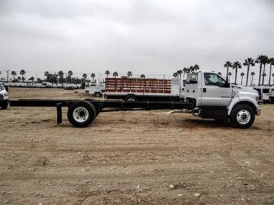 2021 Ford F-650 Regular Cab DRW 4x2, Cab Chassis #FM0040 - photo 5