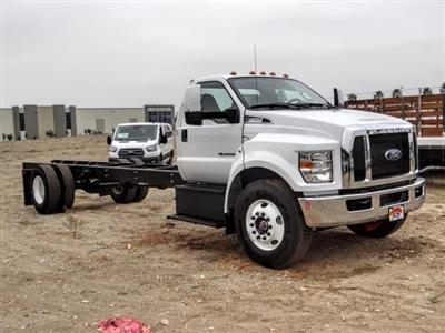 2021 Ford F-650 Regular Cab DRW 4x2, Cab Chassis #FM0040 - photo 6