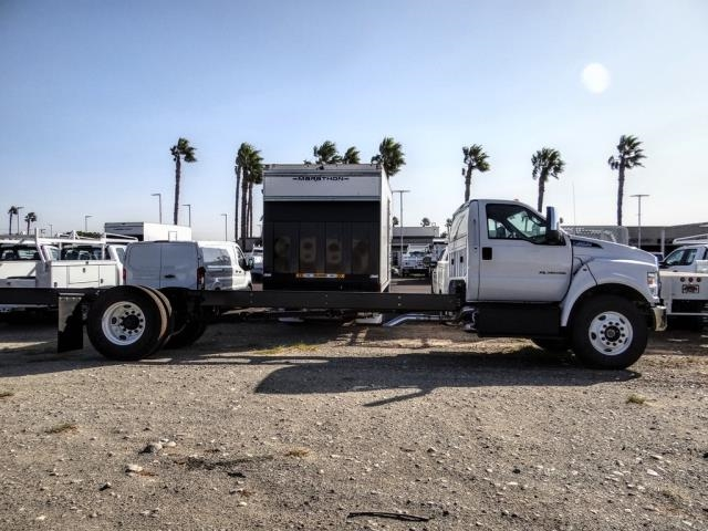 2021 Ford F-650 Regular Cab DRW 4x2, Cab Chassis #FM0041 - photo 3