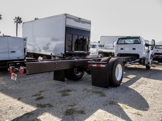 2021 Ford F-650 Regular Cab DRW 4x2, Cab Chassis #FM0041 - photo 5