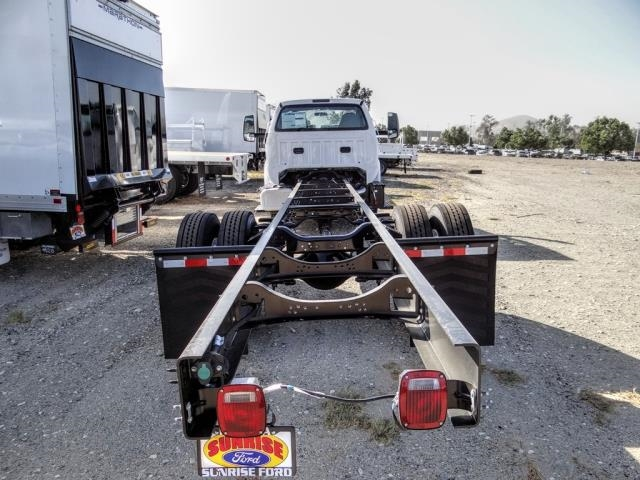 2021 Ford F-650 Regular Cab DRW 4x2, Cab Chassis #FM0041 - photo 6