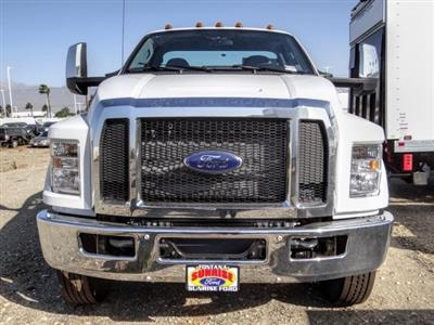 2021 Ford F-650 Regular Cab DRW 4x2, Cab Chassis #FM0041 - photo 7