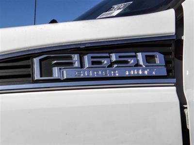 2021 Ford F-650 Regular Cab DRW 4x2, Cab Chassis #FM0041 - photo 8