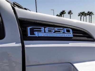 2021 Ford F-650 Regular Cab DRW 4x2, Scelzi Dump Body #FM0042 - photo 7