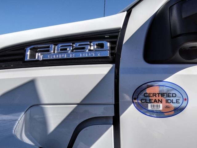 2021 Ford F-650 Regular Cab DRW 4x2, Scelzi SFB Stake Bed #FM0086 - photo 10