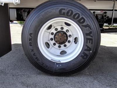 2021 Ford F-650 Regular Cab DRW 4x2, Scelzi SFB Stake Bed #FM0086 - photo 6
