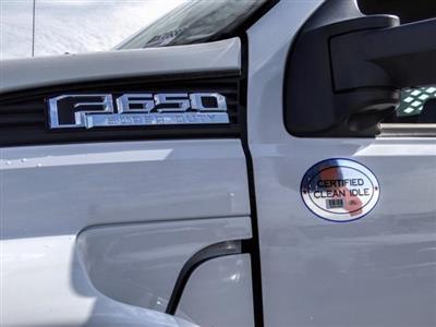 2021 Ford F-650 Regular Cab DRW 4x2, Scelzi SFB Flatbed #FM0093 - photo 10