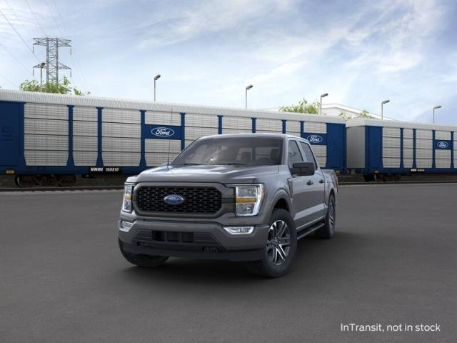 2021 Ford F-150 SuperCrew Cab 4x4, Pickup #FM0174 - photo 3