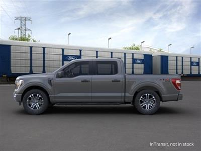 2021 Ford F-150 SuperCrew Cab 4x4, Pickup #FM0174 - photo 4