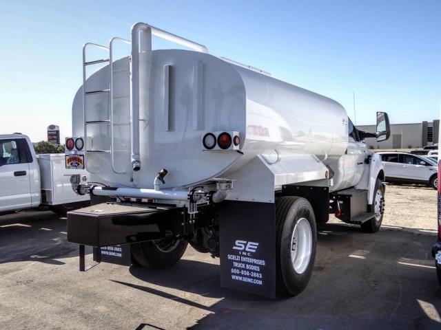 2021 Ford F-750 Regular Cab DRW 4x2, Scelzi Water Truck #FM0200 - photo 5