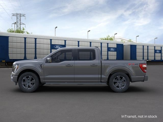 2021 Ford F-150 SuperCrew Cab 4x4, Pickup #FM0203 - photo 4