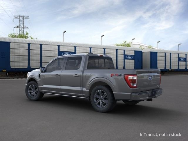2021 Ford F-150 SuperCrew Cab 4x4, Pickup #FM0203 - photo 2