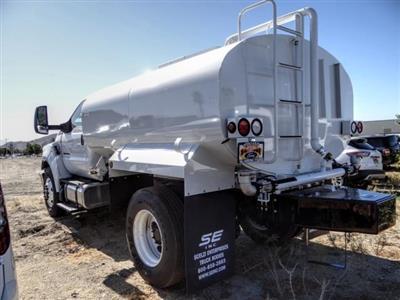 2021 Ford F-750 Regular Cab DRW 4x2, Scelzi Water Truck #FM0263 - photo 2