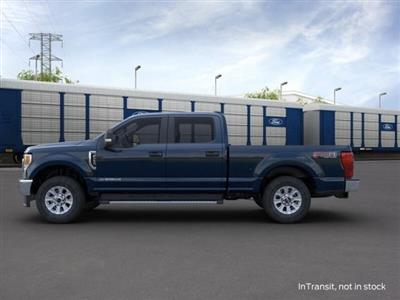 2021 Ford F-250 Crew Cab 4x4, Pickup #FM0276 - photo 4