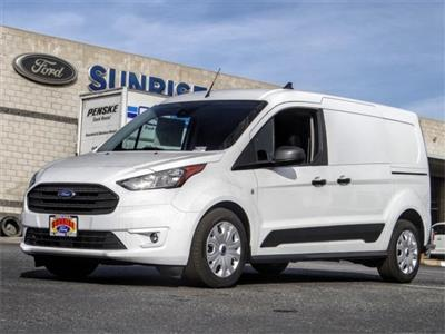 2021 Ford Transit Connect, Empty Cargo Van #FM0294 - photo 1