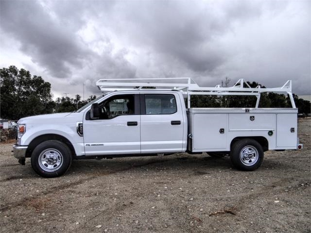 2021 Ford F-350 Crew Cab 4x2, Scelzi Signature Service Body #FM0391 - photo 3