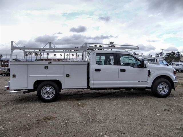 2021 Ford F-350 Crew Cab 4x2, Scelzi Signature Service Body #FM0391 - photo 5