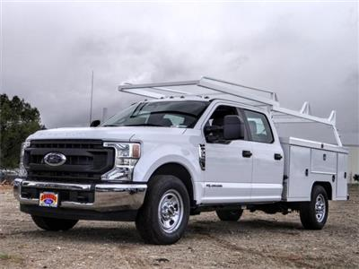 2021 Ford F-350 Crew Cab 4x2, Scelzi Signature Service Body #FM0391 - photo 1