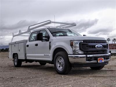 2021 Ford F-350 Crew Cab 4x2, Scelzi Signature Service Body #FM0391 - photo 6