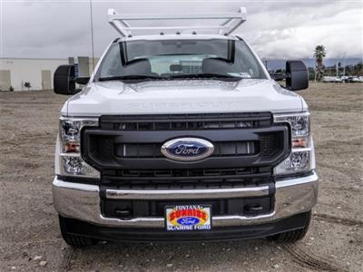 2021 Ford F-350 Crew Cab 4x2, Scelzi Signature Service Body #FM0391 - photo 7