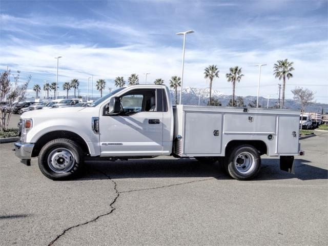 2021 Ford F-350 Regular Cab DRW 4x2, Scelzi Signature Service Body #FM0392 - photo 3