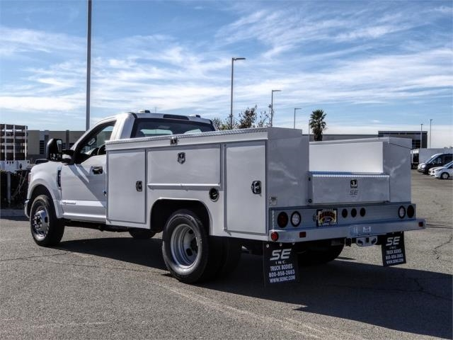2021 Ford F-350 Regular Cab DRW 4x2, Scelzi Signature Service Body #FM0392 - photo 2