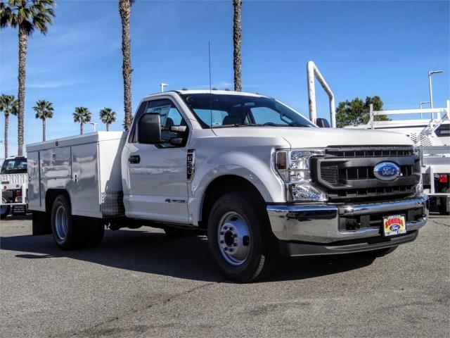 2021 Ford F-350 Regular Cab DRW 4x2, Scelzi Signature Service Body #FM0392 - photo 6
