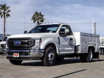 2021 Ford F-350 Regular Cab DRW 4x2, Scelzi Signature Service Body #FM0392 - photo 1
