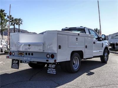 2021 Ford F-350 Regular Cab DRW 4x2, Scelzi Signature Service Body #FM0392 - photo 4