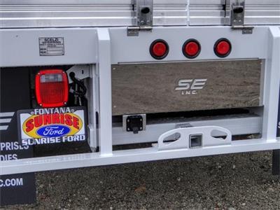 2021 Ford F-550 Regular Cab DRW 4x2, Scelzi SCTFB Contractor Body #FM0395 - photo 11