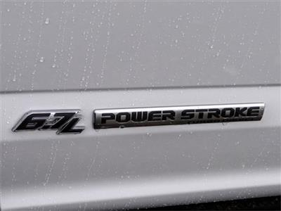 2021 Ford F-550 Regular Cab DRW 4x2, Scelzi SCTFB Contractor Body #FM0395 - photo 8
