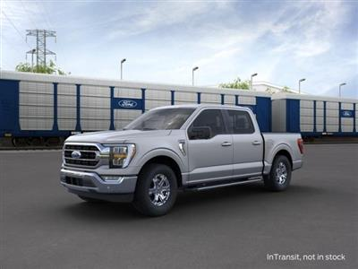2021 Ford F-150 SuperCrew Cab 4x2, Pickup #FM0442 - photo 1
