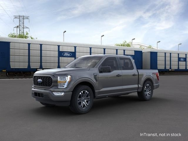 2021 Ford F-150 SuperCrew Cab 4x2, Pickup #FM0477 - photo 1
