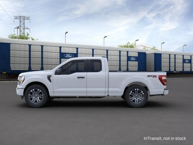 2021 Ford F-150 Super Cab 4x2, Pickup #FM0482 - photo 4