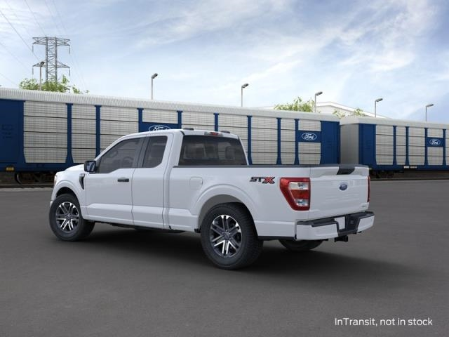 2021 Ford F-150 Super Cab 4x2, Pickup #FM0482 - photo 2