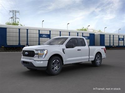 2021 Ford F-150 Super Cab 4x2, Pickup #FM0482 - photo 1