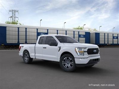 2021 Ford F-150 Super Cab 4x2, Pickup #FM0482 - photo 7