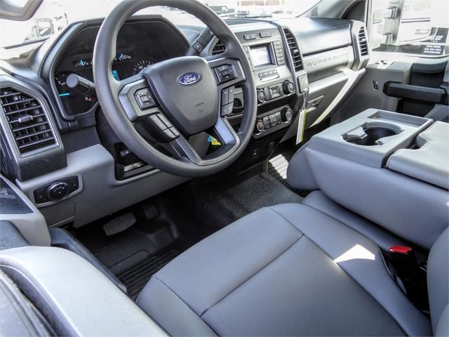2020 Ford F-450 Regular Cab DRW 4x2, Scelzi WFB Flatbed #FM0490 - photo 8